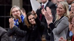 Freeland Signs TPP, But Says More Study