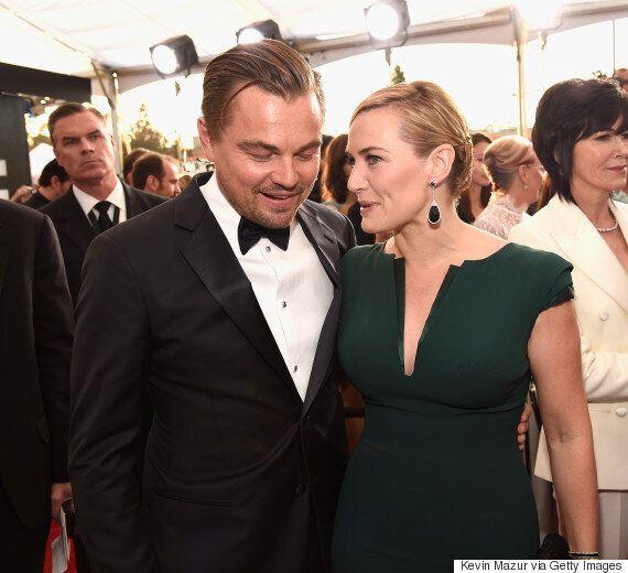 Kate Winslet Opens Up About Leonardo