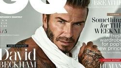 British GQ Celebrates How Handsome David Beckham Is With 5