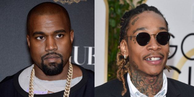 Kanye's Twitter Feud Is A Lesson In What's Off Limits