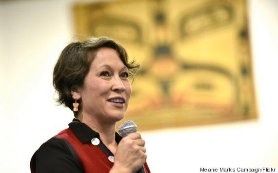 Melanie Mark, NDP MLA, Is 1st First Nations Woman Elected To B.C.