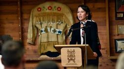 1st Indigenous Woman Elected To B.C.'s