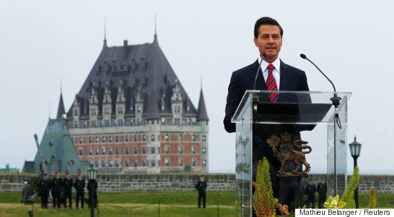 Mexico Seeks 'Economic Integration' With Canada As Brexit