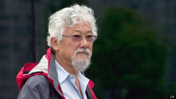 David Suzuki Says Harper Should Be Jailed Over His Climate
