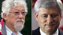 Suzuki: Harper Should Be Jailed For His Climate