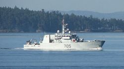 Canadian Navy Ship Sent Home Over Sailor