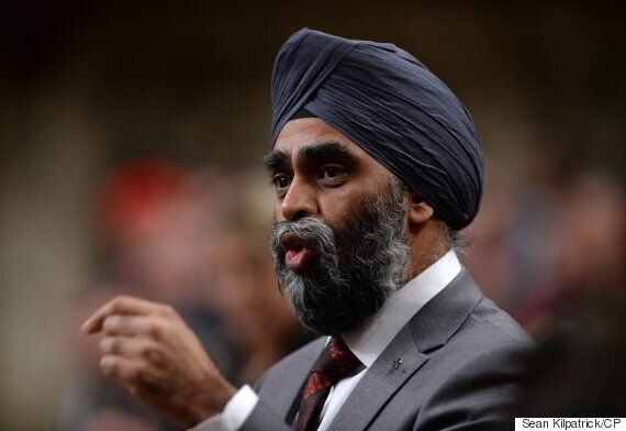 Tories Ask Defence Minister Harjit Sajjan If He Believes Afghan War Was A