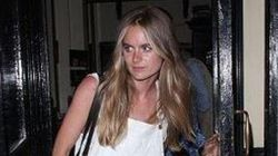Cressida Bonas Is Casual Cool In White