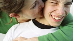 Teens Need Hugs (Even If They're Totally Over