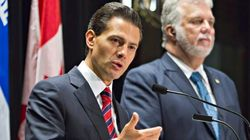 Mexican President Talks Human Rights With Quebec