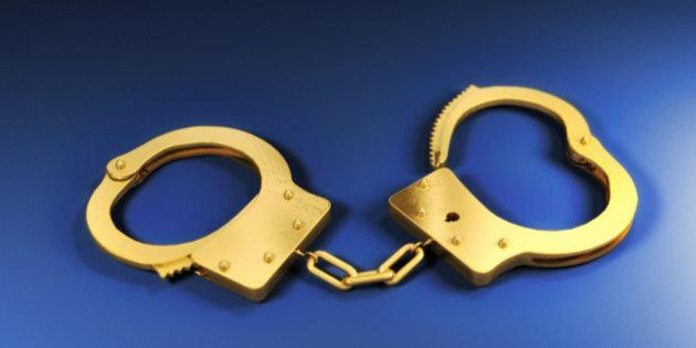 Interpretation of dream: Handcuffs