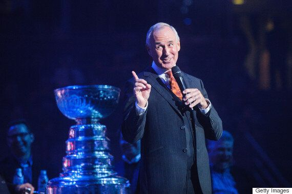 Ron MacLean Back As 'Hockey Night In Canada'