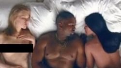 'Taylor Swift' And Others Sleep Naked In Kanye's New NSFW