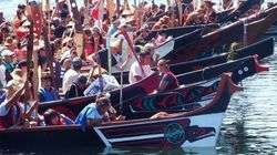 EPIC Canoe Journey Brings Thousands Of First Nations To