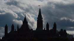 Man Arrested On Parliament Hill, Charged With Carrying