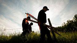 Civilians Continue Rural Search