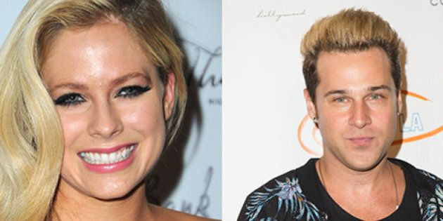 Avril Lavigne Is Currently Living With Ryan Cabrera: