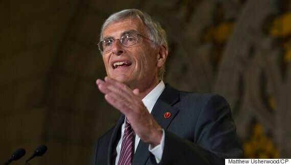 Sen. James Cowan, Canadian Coalition For Genetic Fairness Win U.S. Advocacy