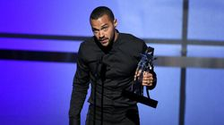 'Grey's Anatomy' Star Makes A Powerful Speech At BET