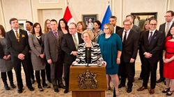 Alberta Premier Adds 6 New Faces To