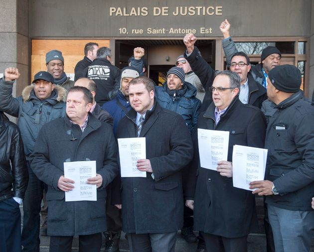 Quebec Taxi Industry Asks Court To Shut Down