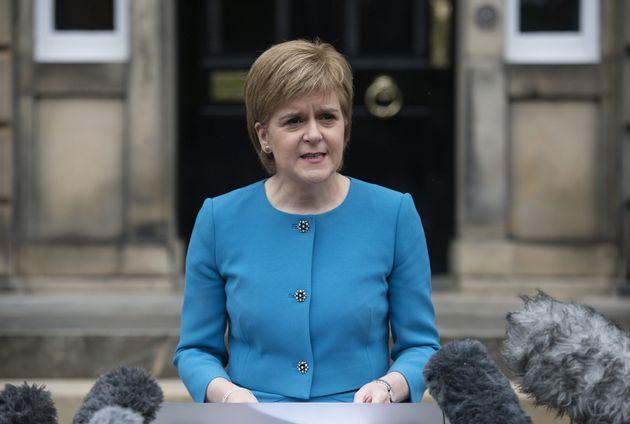 British Pound Falls To 31-Year Low As Scotland Says It May Block