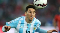 Lionel Messi Says He's Quitting Argentina's National Soccer