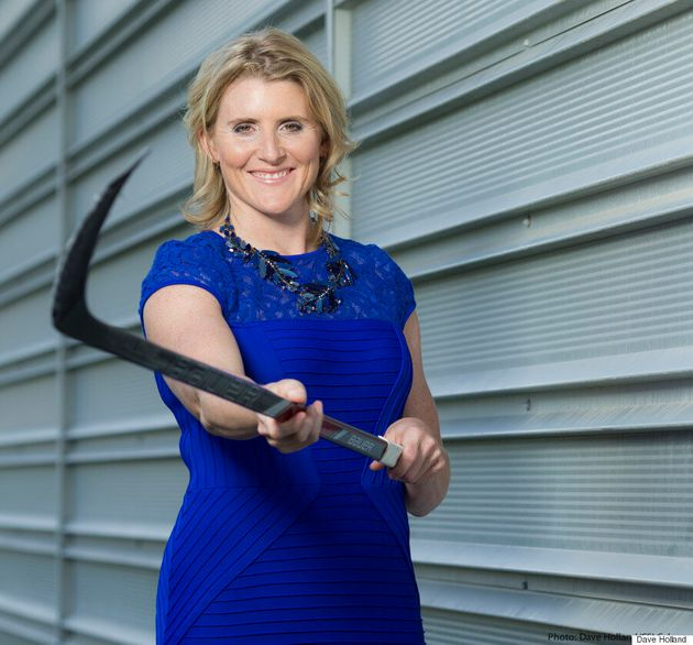 Hayley Wickenheiser: 'You Sign A Contract With Pain When You Become A Pro