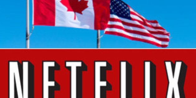 American Netflix In Canada: 1 In 3 English Canadians Use U.S.