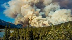 Wildfires Tear Through Alberta