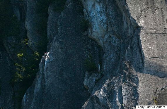 Stawamus Chief BASE Jumper Dead After Leap From B.C.
