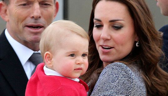 Gifts We'd Give To Prince George For His 1st