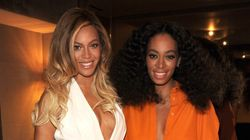 Beyonce, Solange Make First Public Appearance Together Since