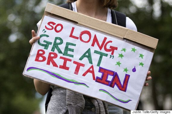 Brexit: Divorce Hasn't Started, But Britain And EU Are Already
