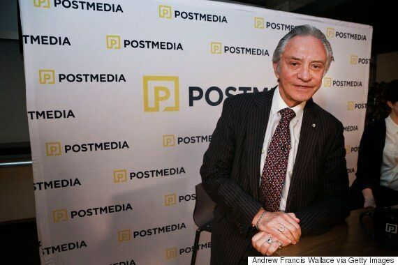 Postmedia CEO Fires Back At Toronto Star Op-Ed That Called It A
