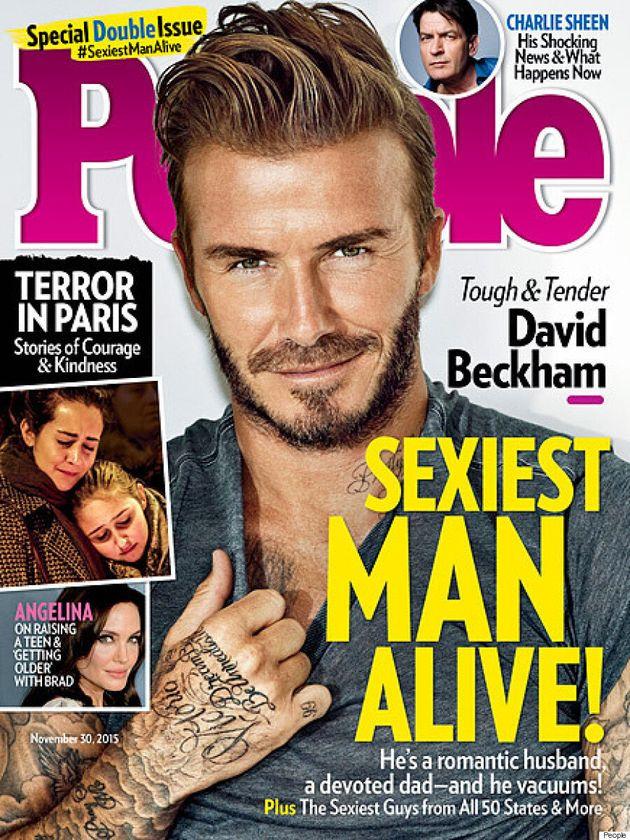 Definitive Proof David Beckham Is The Sexiest Man
