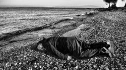 Chinese Artist Recreates Photo Of Alan Kurdi Lying On