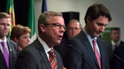 Trudeau Should 'Champion' Energy Sector, Brad Wall