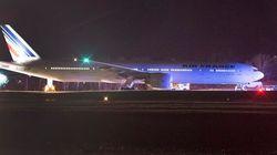 Threats Force Air France Emergency Landings In Halifax,