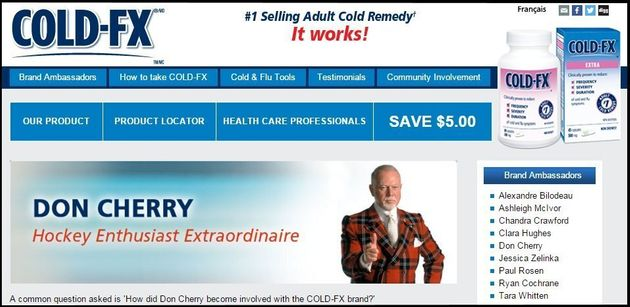 Cold-FX Lawsuit Alleges Herbal Remedy Doesn't Work, And Drugmaker Knew For