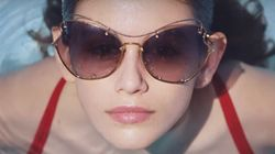 Kaia Gerber Lands Her First Fashion Film For Miu