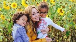 Mariah Carey's 4-Year-Old Twins Have No Idea She's