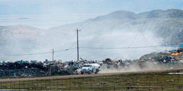 Iqaluit Dump Fire Has Now Been
