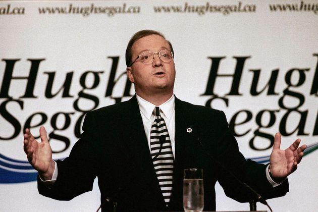 Hugh Segal, Champion Of Basic Income, To Design Ontario's Pilot
