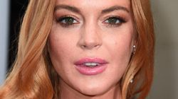Lindsay Lohan Makes 'Mean Girls' Fans Proud On Red