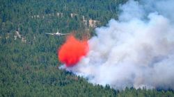 West Kelowna Wildfire Forces Thousands To