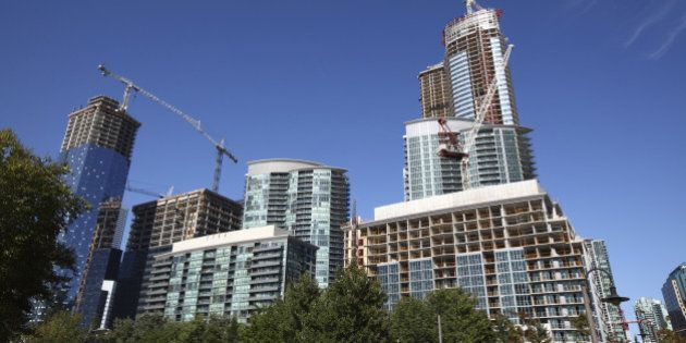 BuzzBuzzHome: Canada's Top 10 Residential Construction Markets For Q2