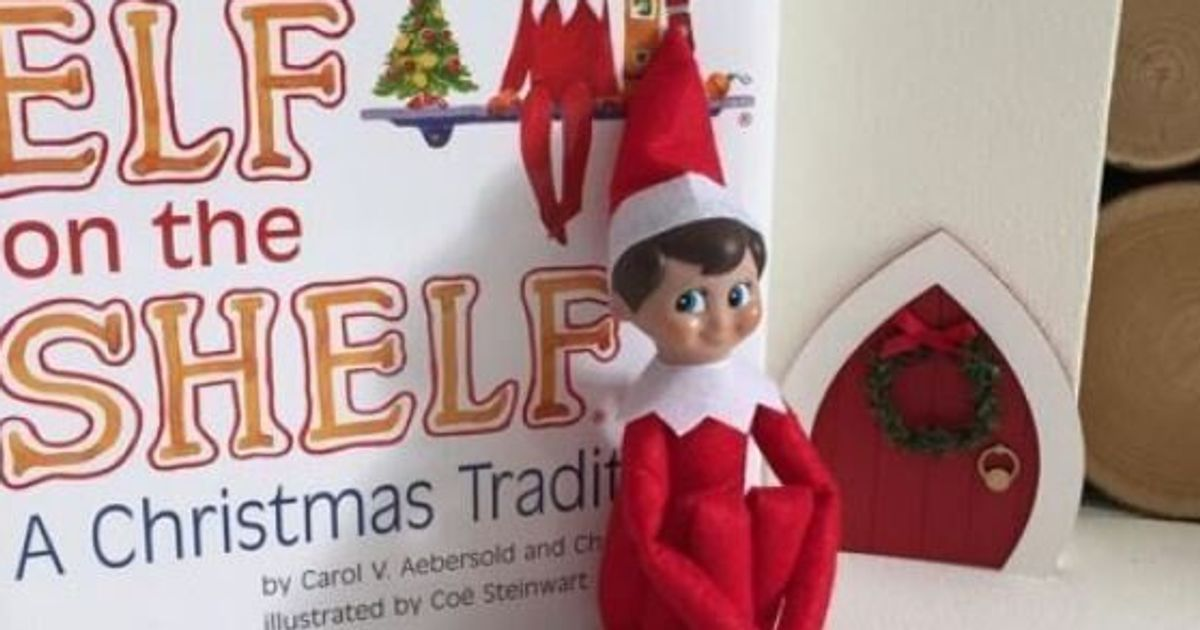 Christmas Elf On The Shelf Images.When Does Elf On The Shelf Start Huffpost Canada