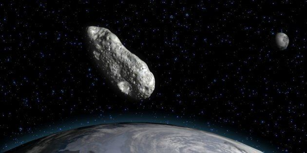 Canada Partners With NASA For Asteroid-Bound