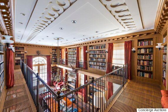 Conrad Black Seeks Quick Tax Hearing So He Can Sell His Lavish Mansion Post